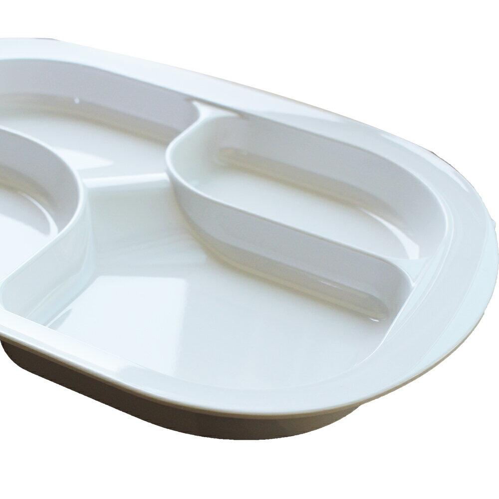 四格止滑餐盤★買再送三面式牙刷★【樂活動】 0