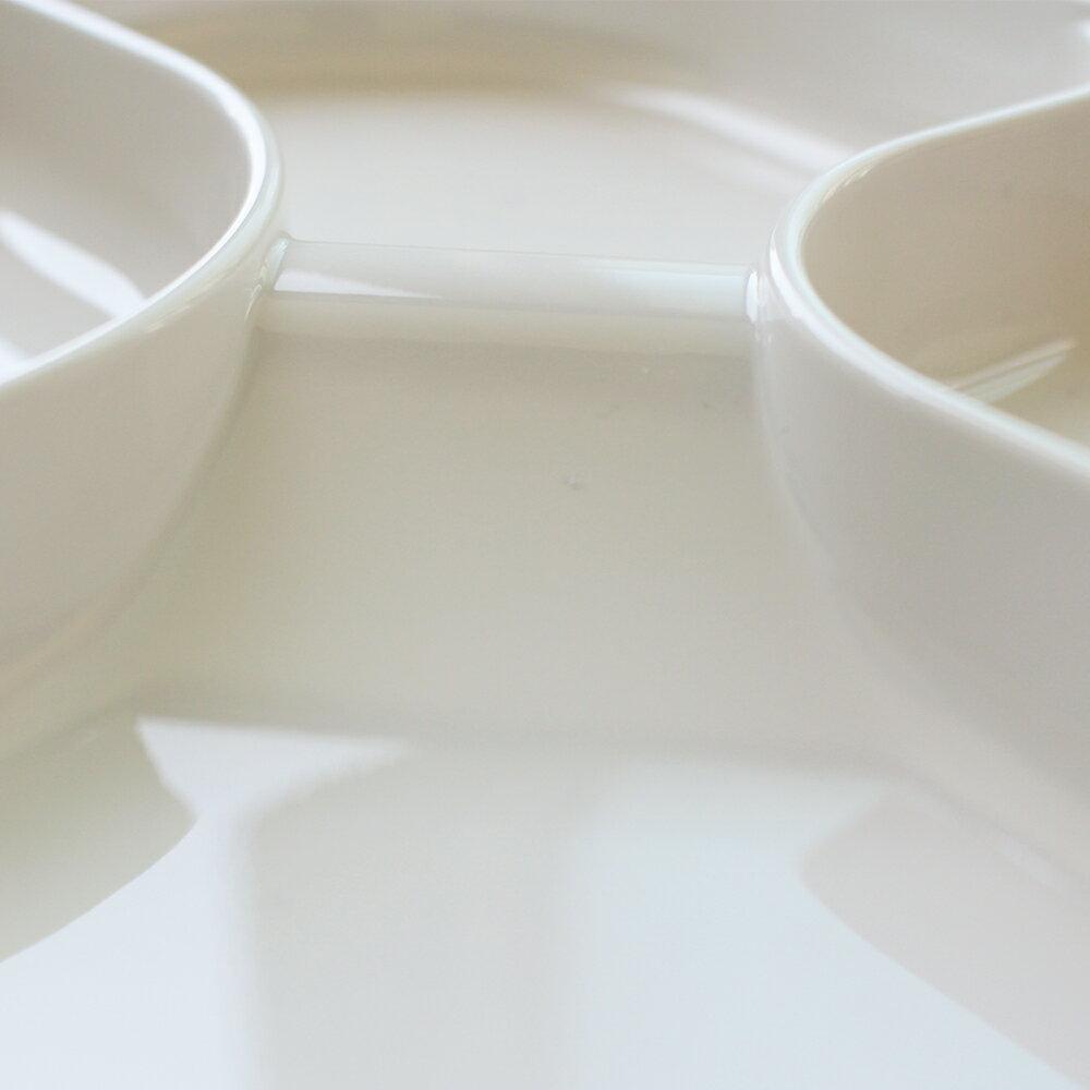 四格止滑餐盤★買再送三面式牙刷★【樂活動】 2