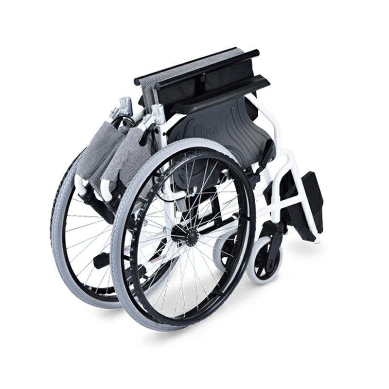 盧卡戶外輕量型手動輪椅【樂活動】 2