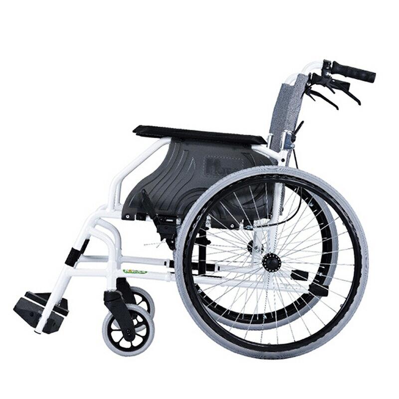 盧卡戶外輕量型手動輪椅【樂活動】 1
