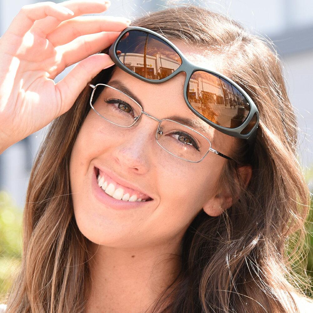 美國COCOONS專業包覆式偏光太陽眼鏡.抗藍光最高90%.100%抗紫外線.偏光眼鏡.大眼鏡【樂活動】 2
