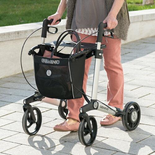 【限時買就送拐杖架】Gemino 30M前衛助行器.助步器.助行推車.多種加購配件.附安全背帶.附承物籃.美國品牌.老人 車【樂活動】 - 限時優惠好康折扣