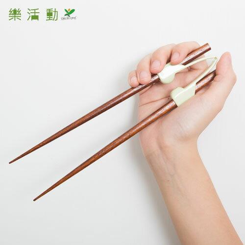 【樂活動】樹脂輔助夾樂樂筷.筷子 2