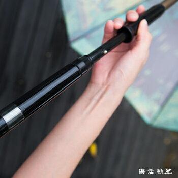 【 樂活動 】晴雨兩用手杖傘 ( 隨機不挑款 ) 1