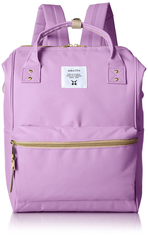 【真愛日本】16052700022anello潮流後背包-薰衣草紫    ANELLO 後背包 背包 書包  正品