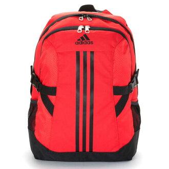 ADIDAS BP POWER II 後背包 旅行袋 紅 黑 【運動世界】 AJ9435