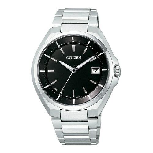 CITIZEN 星辰錶 CB3010-57E 鈦金屬電波錶