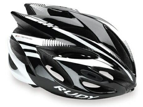 【7號公園自行車】RUDY PROJECT AIRSTORM RUSH 安全帽(黑白)