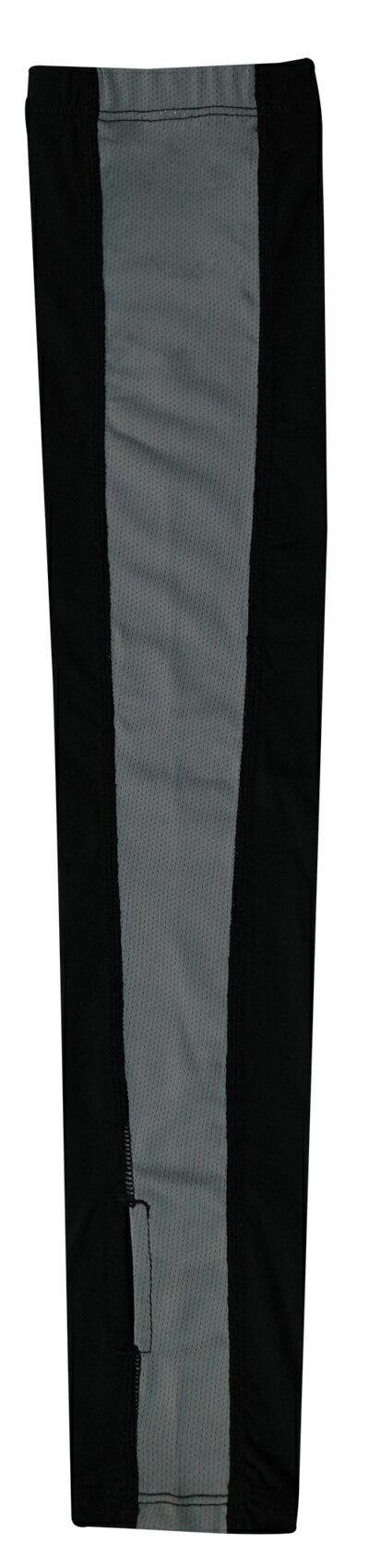 ├登山樂┤台灣MOUNTNEER 山林 中性透氣抗UV袖套 黑#11K95-01