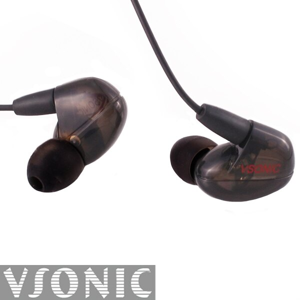 志達電子 VSD2Si(均衡版) VSONIC 繞耳 附線控版本 耳道式耳機 Android Apple