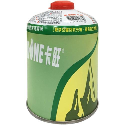 來易購:卡旺登山瓦斯罐450g