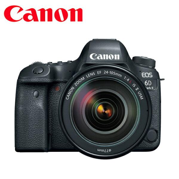 ◎相機專家◎CanonEOS6DMarkIIEF24-105mmf4LII6D2登錄送好禮公司貨