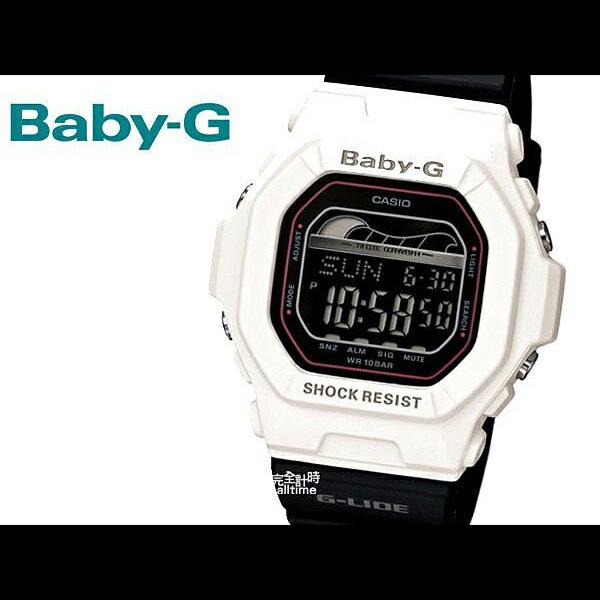 【完全計時】手錶館│Baby-G 復古時尚風潮 40mm/BGD-5600-1BDR/防水/多功能/少女時代現貨casio