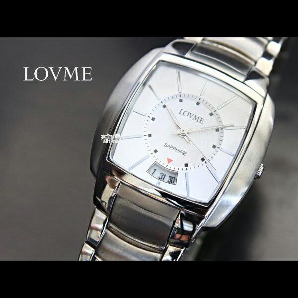 【完全計時】手錶館│LOVME品牌手錶 溫柔紳士 時尚情人腕錶 S0369SM-2S-221
