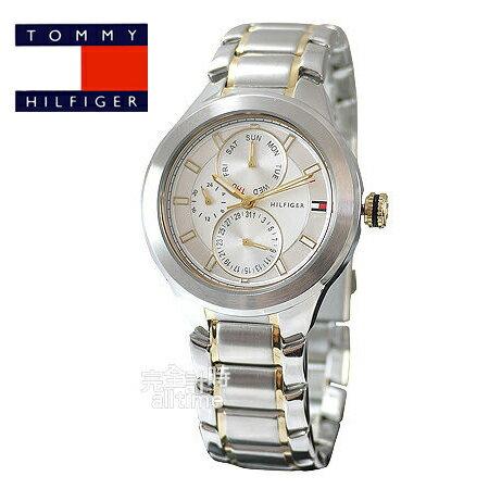 完全計時】手錶館│Tommy Hilfiger 時尚主義 經典系列 特價優惠 新品 情人 M1710293