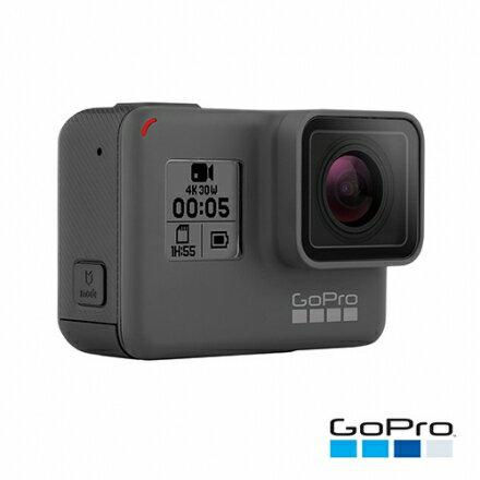 GoPro HERO5 Black 防水聲控語音 運動攝影機 CHDHX-501 可拍攝 4K 影片 行動記錄