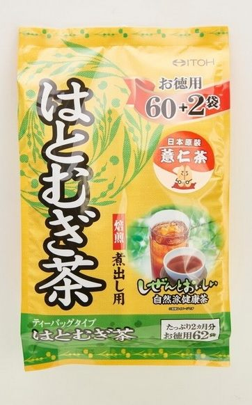日本ITOH德用 薏仁茶 5gx62/包 原價$399 特價$319