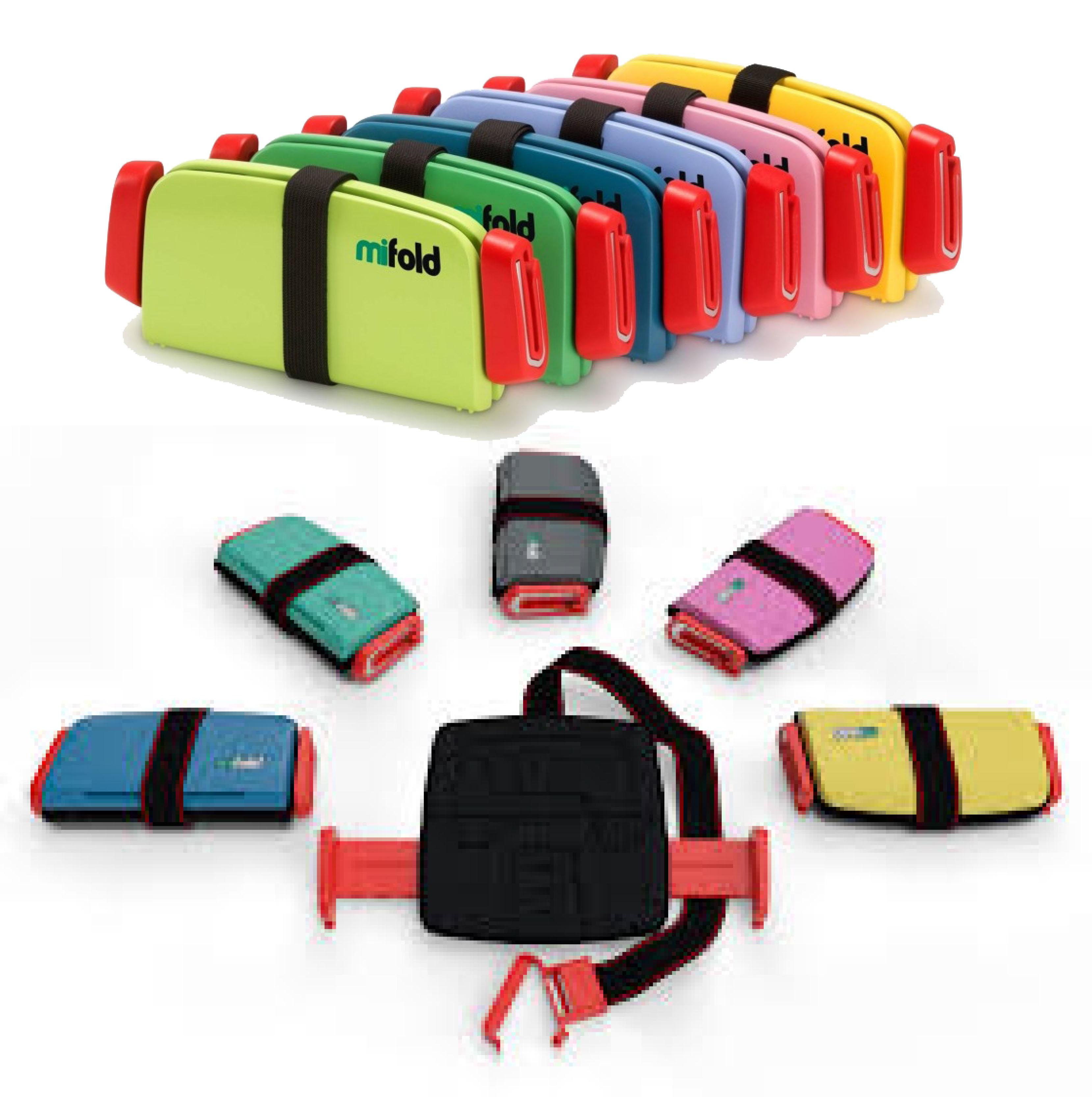 英國 mifold 兒童汽車安全椅4~12歲(多色可挑)『121婦嬰用品館』 1
