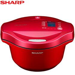 【SHARP夏普】2.4L 0水鍋無水鍋 KN-H24TB