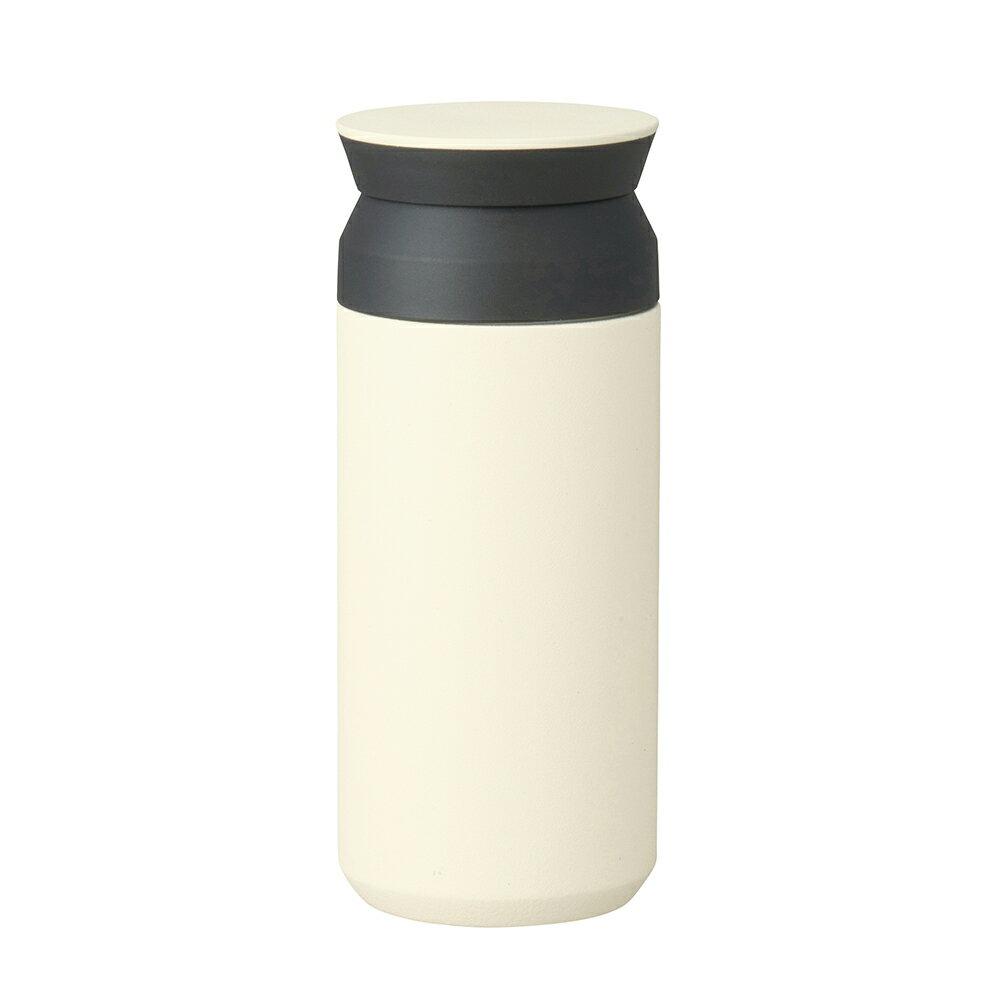 KINTO | TRAVEL TUMBLER 隨行保溫瓶 350ml - 白