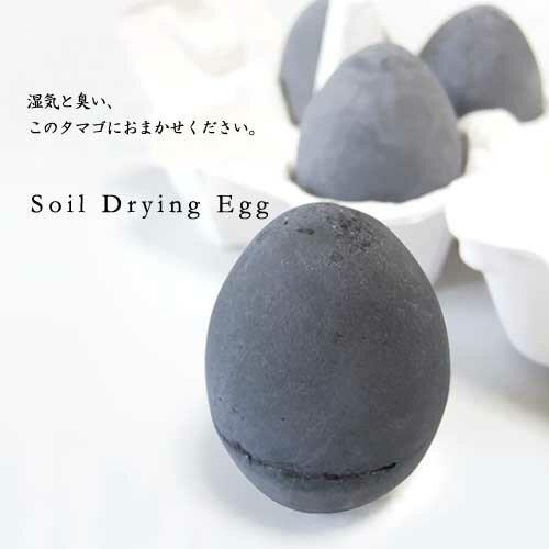日本soil DRYING EGG/珪藻土冰箱除臭/EGG(四入)-日本必買(3456*0.3)|件件含運|日本樂天熱銷Top|日本空運直送|日本樂天代購