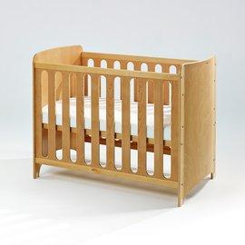 【下標前請先提問】Bendi I-LU WOOD 櫸木多功能大床 75 x 144 x 高90cm【標配*嬰兒床+床墊】【紫貝殼】