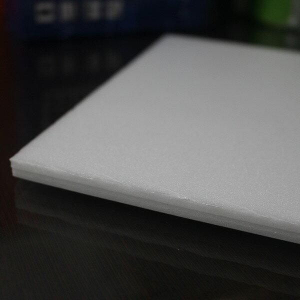 A4珍珠板白色厚10mm高密度珍珠板(特厚)一袋10片入{定15}真珠板21cmx29.7cm