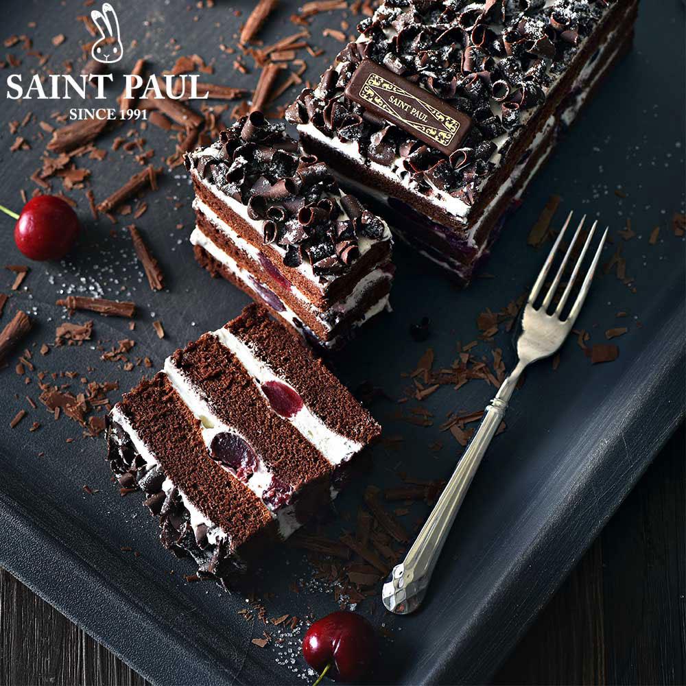 聖保羅烘焙花園 黑森林蛋糕 - 限時優惠好康折扣