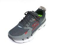 男性慢跑鞋到SKECHERS (男) 跑步系列GO RUN ULTRA R 2 避震 慢跑鞋 路跑鞋 訓練鞋- 55050CCRD 灰紅 [陽光樂活]就在陽光運動館推薦男性慢跑鞋