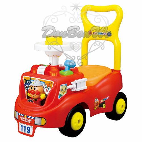 麵包超人消防車玩具312104海渡