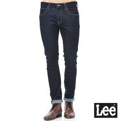Lee 709低腰合身小直筒牛仔褲/RG-男款-藍