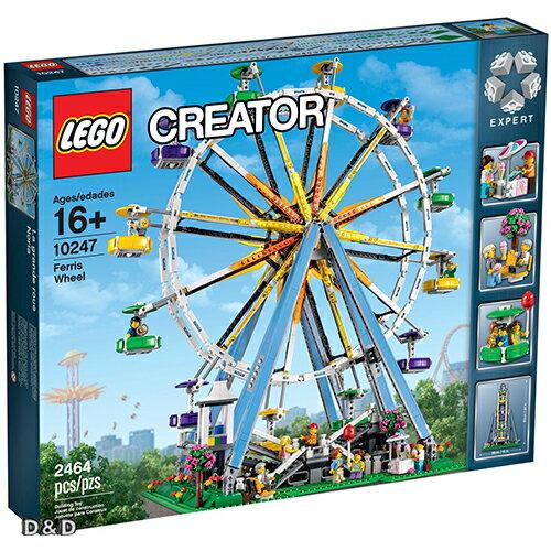 樂高積木LEGO《 LT10247 》創意大師 Creator 系列 - 摩天輪 Ferris Wheel
