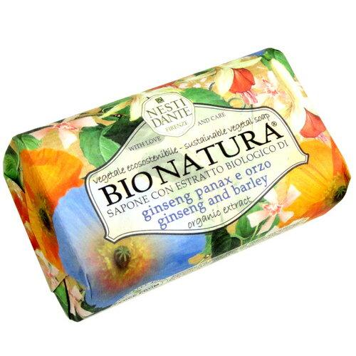 Nesti Dante 義大利手工皂 天然純植系列-純植人蔘大麥皂 250g