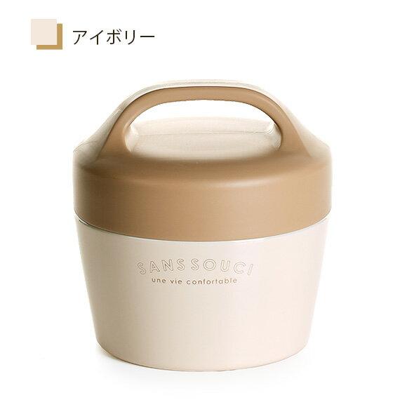 日本SANSSOUCI  可愛不鏽鋼雙層便當盒 500ml / sab-2999 / 日本必買 |件件含運|日本樂天熱銷Top|日本空運直送|日本樂天代購