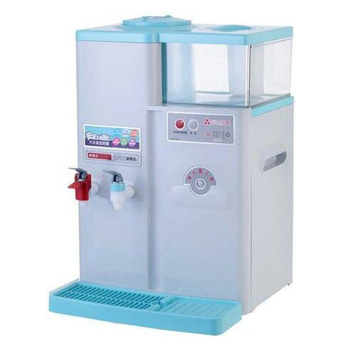 元山 安全防火微電腦溫熱開飲機 YS-861DW