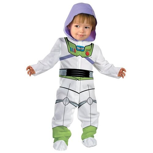 Buzz Lightyear Quality Infant Halloween Costume 0