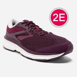 BROOKS 18FW 緩衝型 女慢跑鞋 Dyad 10系列 2E寬楦 1202752E527 贈腿套【樂買網】