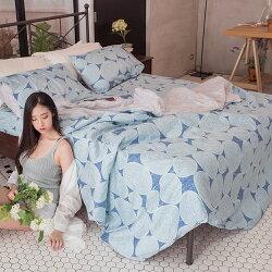 新品!我的梵谷 床包/被套/兩用被/枕套 單品賣場  100%復古純棉 台灣製