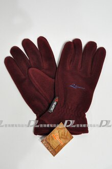 【登瑞體育】Litume 男生防風保暖手套  F102B3