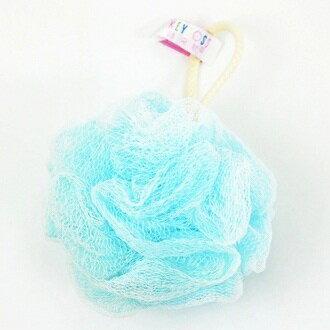 【珍昕】 專利泡泡沐浴球~2色/藍色.粉紅(13x13cm)