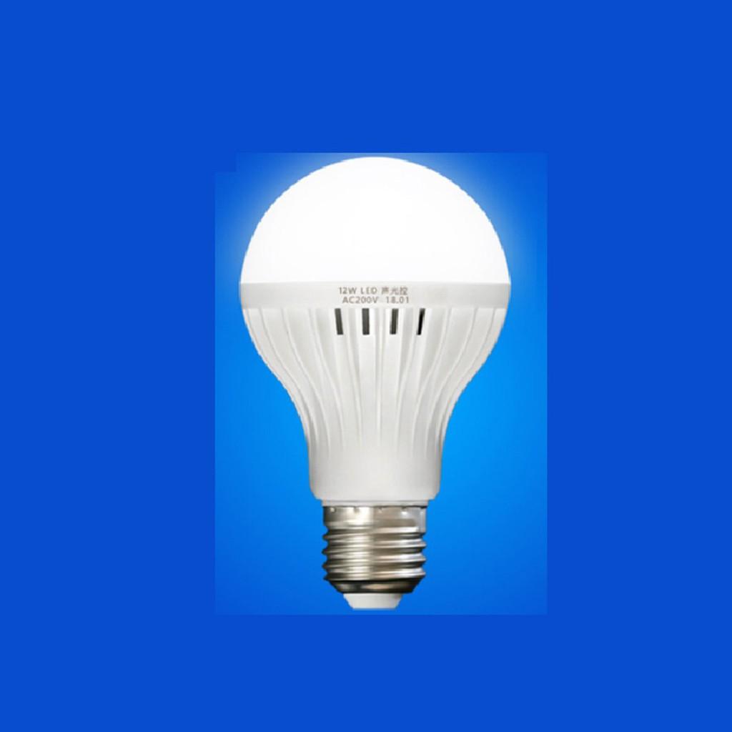 【全館免運】【電壓:180-230V 】創意新品 高品質 智能感應燈 微波 聲光感應燈泡 智能光控 智能 LED燈 CS燈具