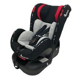 【奇買親子購物網】湯尼熊 Tony Bear 939AH 0-7歲鋼骨鐵人汽車座椅(紅/黑)