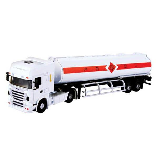 【888便利購】HY1:50高仿真合金大型油罐車(5012-24)(授權)