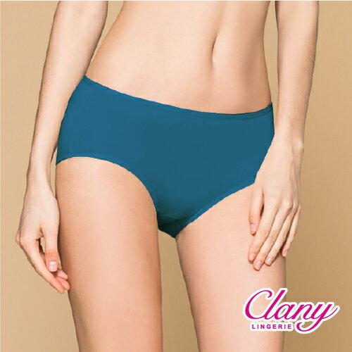 【可蘭霓Clany】天然蠶絲蛋白抗敏M-XL內褲(閃耀藍 2152-53) - 限時優惠好康折扣