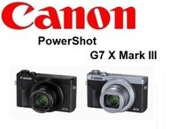 Canon數位相機推薦到CANON PowerShot G7 X Mark III 台灣佳能公司貨 G7X III就在MY DC數位相機館推薦Canon數位相機