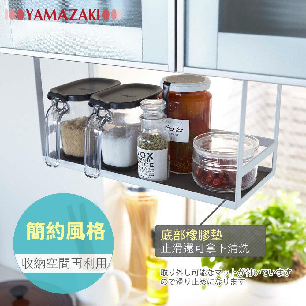 日本【YAMAZAKI】tower層板置物收納架(白 / 黑) / 置物架 / 收納架 / 廚房收納 3