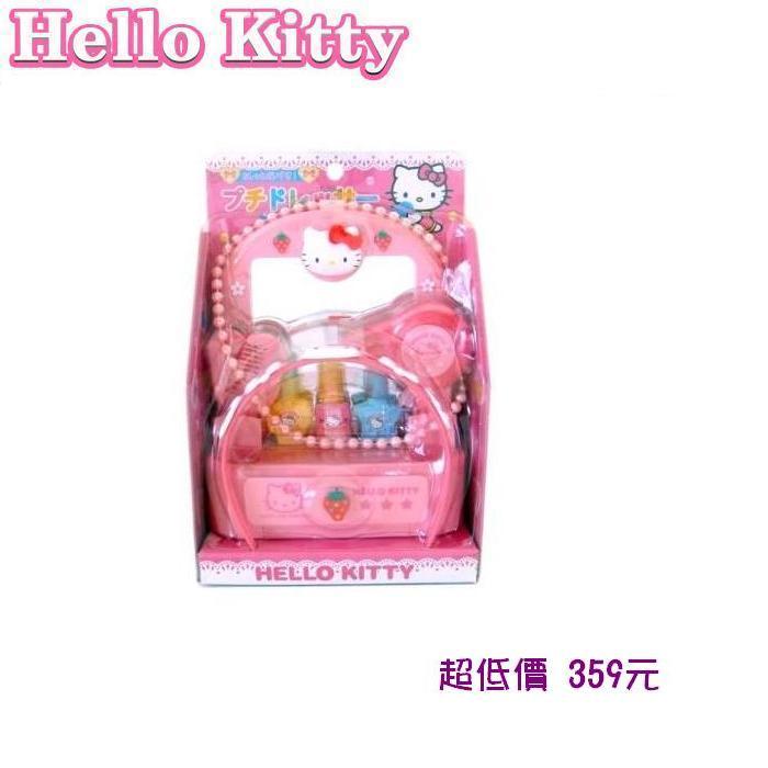 *美馨兒* Hello Kitty - KT美麗化妝台 359元