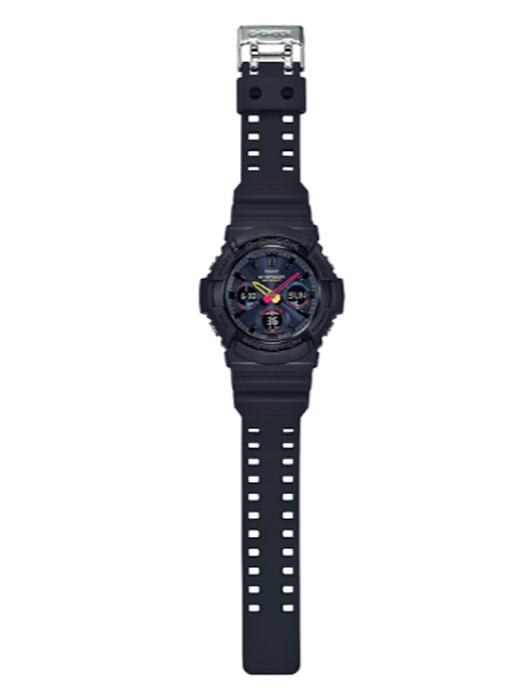 G-SHOCK 東京霓虹太陽能腕錶(GAS-100BMC-1A) 1