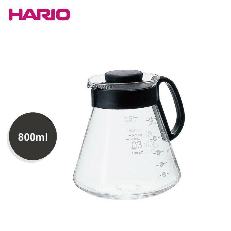 日本 HARIO V60經典咖啡壺-800ml (XVD-80B)