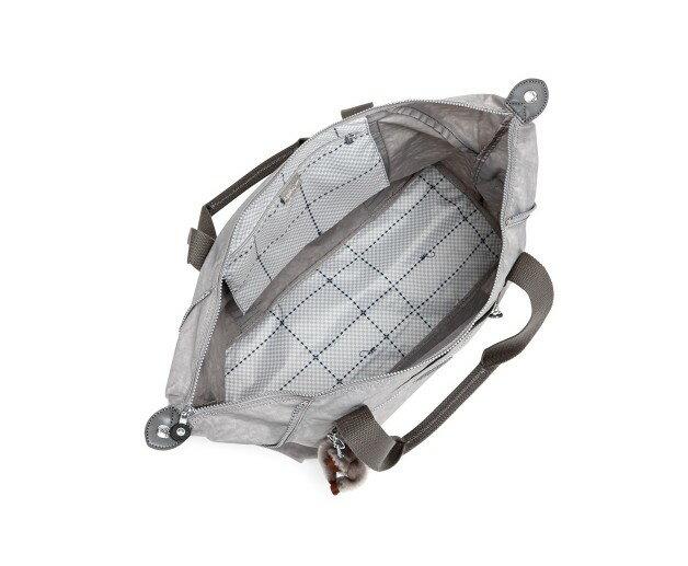 OUTLET代購【KIPLING】旅行袋 斜揹包 肩揹包 媽媽包 灰色 2